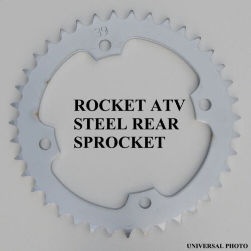 STEEL REAR SPROCKET 36 TOOTH 1991-2016 Honda TRX 300EX 437S-36