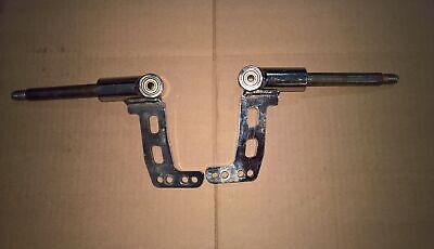 RH NEW PAIR Energy Corse M8-D17 KF Kart Steering Stub Axles Spindles J-Code LH