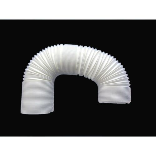 """Extra 79/"""" Long Universal Portable Air Conditioner Exhaust Hose 5/""""// 6/"""" Width US"""