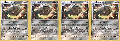 POKEMON TEAM UP CARD 103//181 FERROTHORN