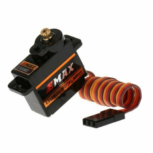 Emax ES08MDII Metal Digital Micro Servo For All 450 Class Helicopters RC Models