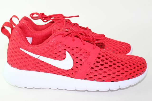 ROSHE ONE FLIGHT WEIGHT UNIVERSITY RED YOUTH SIZE 4.5 SAME AS WOMAN 6.0 NEW RARE