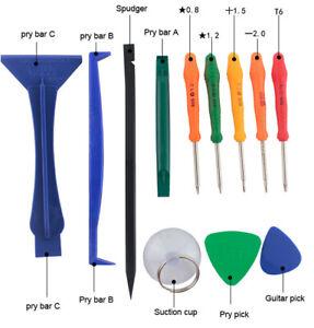 12 pcs Universal Repair Tool Kit Mobile Phone iPad Camera Repairing Tools b288
