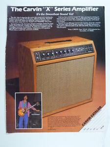 retro-magazine-advert-1983-CARVIN-x-series-amplifier