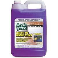Sunshine Makers, Inc Concrete/driveway Cleaner, 1gal, Clear 18202 on sale