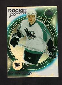 Milan-Michalek-Rookie-Card-San-Jose-Sharks-2003-04-Upper-Deck-Trilogy-Hockey