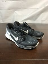 1d644c6bd35c1 item 2 USED Mens Sz 11 Nike Lunarglide 7 Flyknit Black White Oreo Shoes  747355-001 -USED Mens Sz 11 Nike Lunarglide 7 Flyknit Black White Oreo Shoes  747355- ...