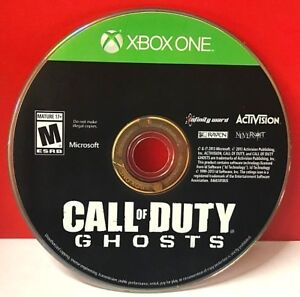 Details about Call of Duty: Ghosts (Microsoft Xbox One, 2013)(DISC ONLY)  #20210