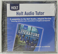 Holt Audio Tutor Elements Of Literature Introductory Course Grade 6 -cd-rom