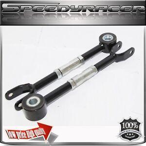 Rear Camber Arm Toe Bolt Kit For G35 Coupe 350Z Z33 VQ35 VQ35DE Fairlady RWD