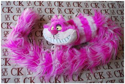 Disney Alice/'s Adventures in Wonderland Cheshire Cat plush Toy 30cm Tail 110cm