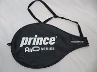 Prince Air Series Black Tennis Racquet Cover W/adjustable Strap (g1-7)
