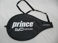 Prince Air Series Black Tennis Racquet Cover W/adjustable Strap (g1-7)