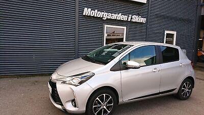 salg af Toyota Yaris 1,5 VVT-iE T2 Premium - 2018