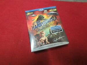 Image is loading Ray-Harryhausen-Collection-Blu-ray-20-Million-Earth-