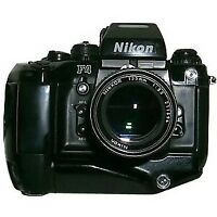 Nikon F4 Film Camera