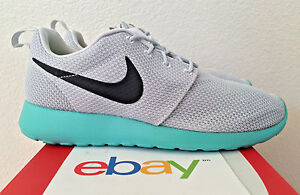 DS Nike Roshe One CALYPSO Size 8.5 pure platinum blue 2nd release ... 207efcad4