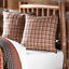 BECKHAM-QUILT-SET-choose-size-amp-accessories-Rustic-Plaid-Strips-VHC-Brands thumbnail 17