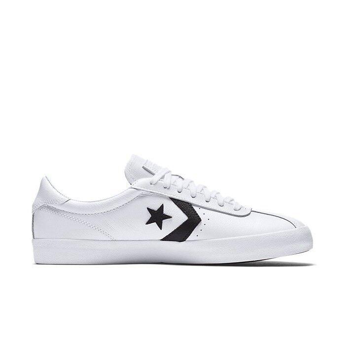 Converse Breakpoint OX blancoo Zapatillas zapatillas 658205C 6 Reino Unido 40 UE Cuero Nuevo