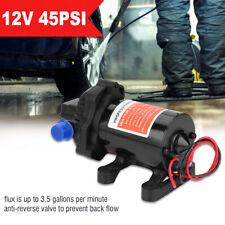 Automatische Druck Wasserhahn 12V 35PSI Wasserpumpe Membranpumpe Hochdruckpumpe