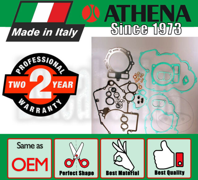 Athena Complete Gasket set and seal kit for KTM Motorcycles