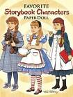 Favorite Storybook Characters Paper Doll by Tom Tierney (Paperback, 2003)