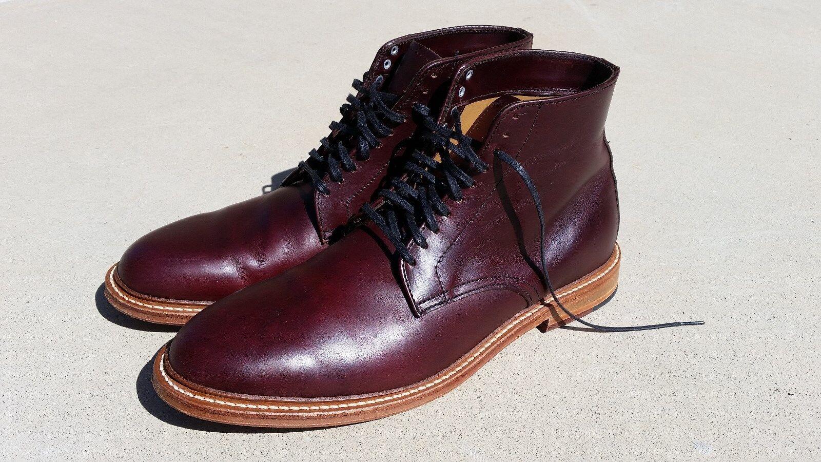 Oak Street Bootmakers Oxblood Lakeshore Boot size 11 D Excellent
