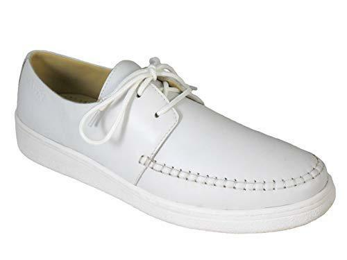 Dawn Lawn Bowls Ladies Moccasin Soft Leather shoes In White or Grey Colours