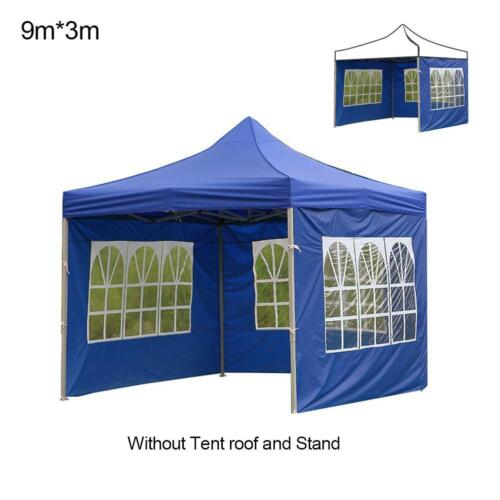 Canopy Gazebo Marquee Tent Outdoor Replacement Exchangeable Side Walls Panels