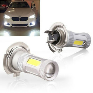 H7-80W-High-Power-COB-LED-Car-Fog-Tail-Head-Light-Driving-Lamp-Bulb-White-MRzf