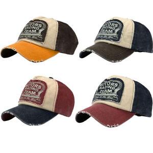 Homme-Femme-Casquette-Baseball-Chapeau-Bonnet-Trucker-Golf-Visiere-Soleil-Unisex