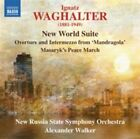 Waghalter: New World Suite (CD, May-2015, Naxos (Distributor))