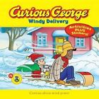 Curious George Windy Delivery Book | H a Rey PB 054432076x BAZ
