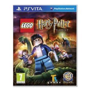 LEGO-Harry-Potter-anni-5-7-PS-Vita-come-nuovo-1st-Class-consegna-veloce