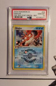 Pokemon-EX-Fire-Red-Leaf-Green-Kingler-Reverse-Holo-26-112-PSA-10-GEM-MINT