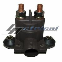 Switch Relay Solenoid 4-terminal For Omc Outboard Marine Corp Johnson Evinrude