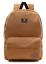 thumbnail 1 - Vans School Bag Old Skool II Backpack Classic Brown Tan Casual Travel Rucksack