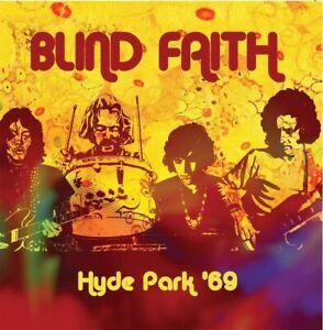 BLIND-FAITH-HYDE-PARK-1969-RED-COLOR-VINYL-180-GRAM-LP-UK-IMPORT-ERIC-CLAPTON