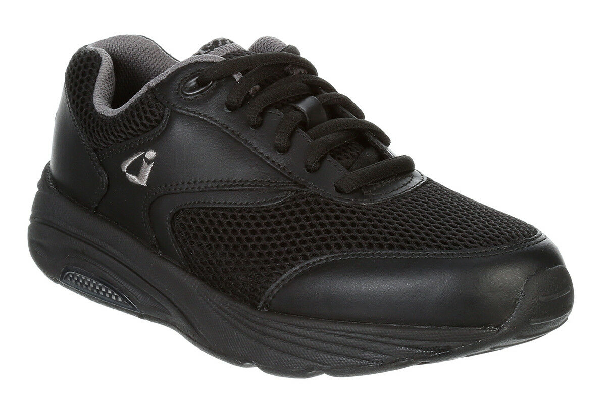 InStride InStride InStride Newport Mesh Men's Comfort Therapeutic Extra Depth Walking Shoe 19264f