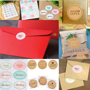 Fashion-Handmade-With-Love-Label-Sealing-Stickers-Candy-Bag-Wedding-Party-Gift