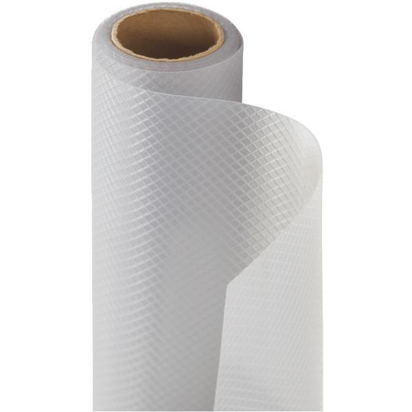 6 Pk Con-Tact 12  X 5' Clear Textured Nonadhesive Shelf Liner 05F-C5T10-01