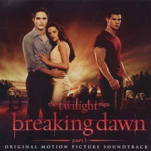1 von 1 - Breaking Dawn - Part1-Twilight Saga  - OST ....A40