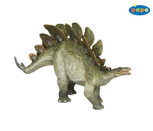 Papo 55007 Stegosaurus 8 11//16in Dinosaurs