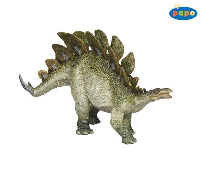 Papo 55007 Stegosaurus 22,0 cm Dinosaurier