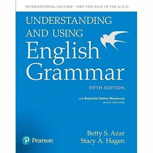 Understanding and Using English Grammar, SB with Essential Online Resources - In