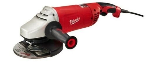 Large Angle Grinder w// Lock-on Milwaukee 6088-30 15 Amp 7 in.//9 in IN STOCK