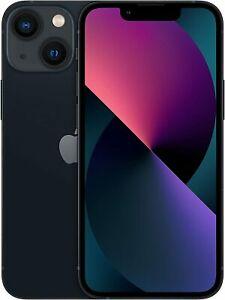 Apple iPhone 13 Mini - 128GB - SCHWARZ - MITTERNACHT - 🔥 NEU & OVP 🔥 - WOW