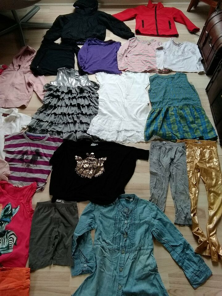 Blandet tøj, Bukser T-shirt bluse, Flere