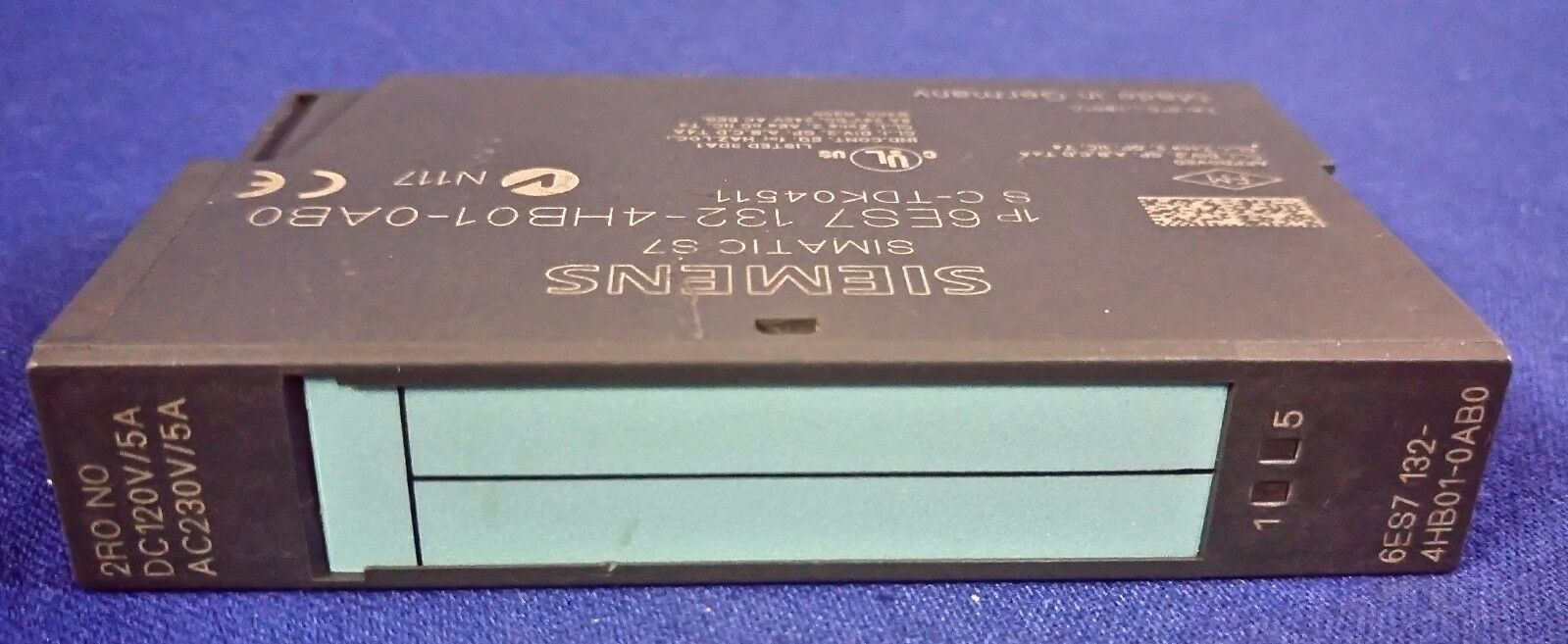 1 STK  Siemens 6ES7 132-4HB01-0AB0 NEU