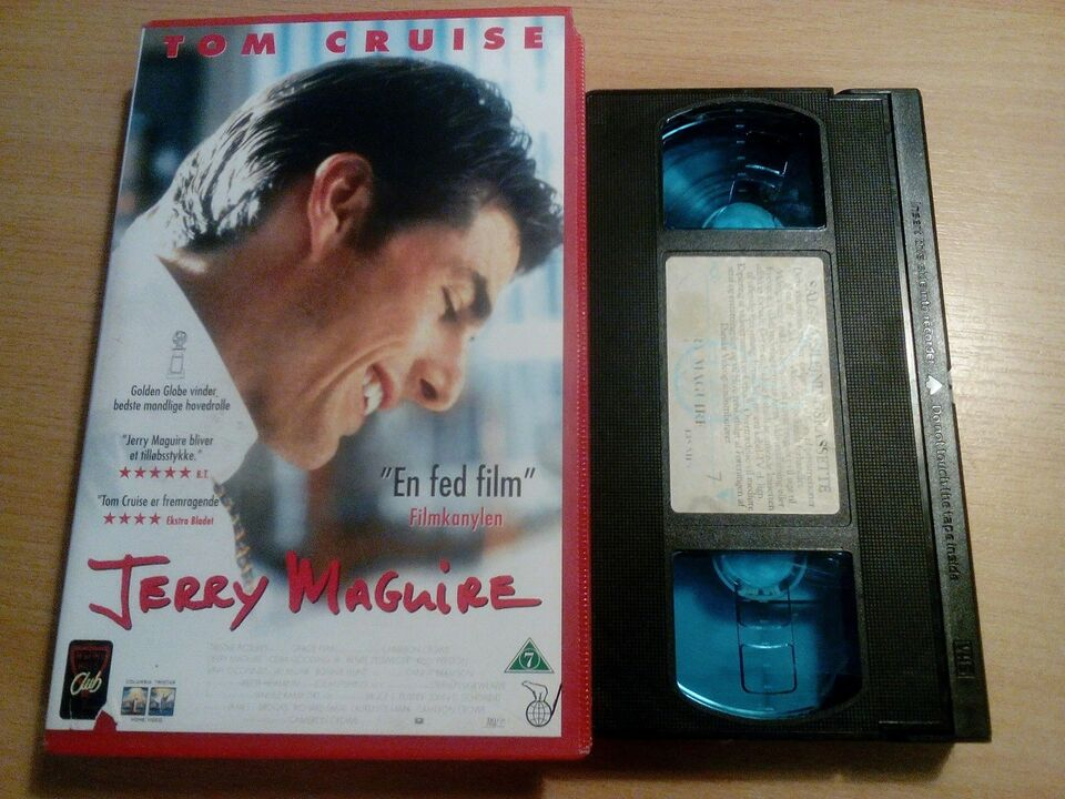 Komedie, Jerry maguire